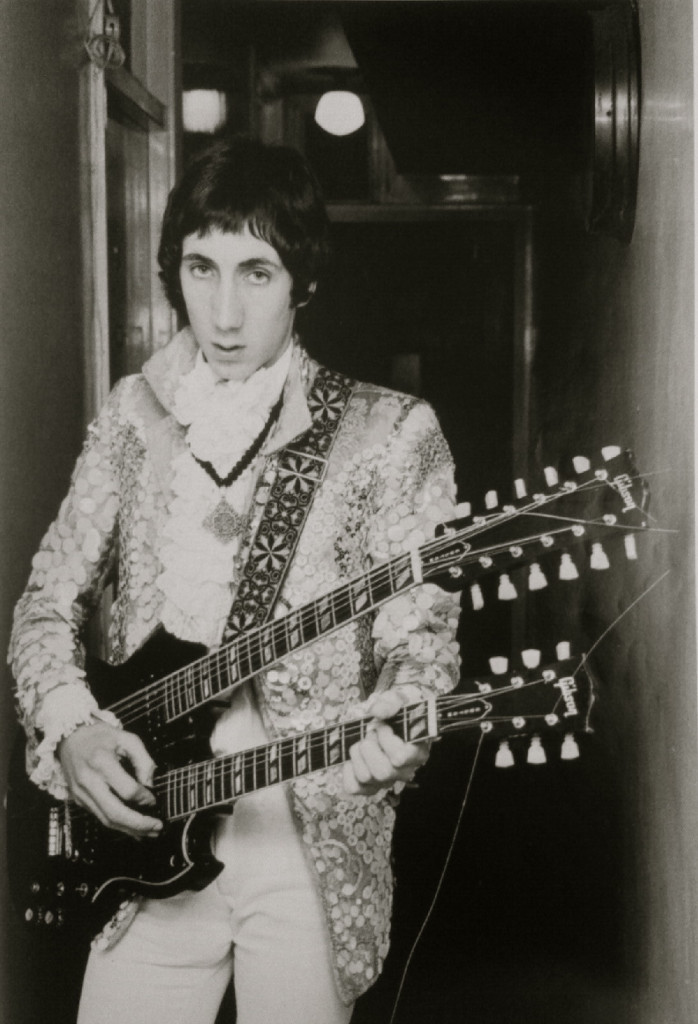 sweet jane blog-pete townshend saville theatre