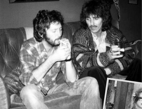 clapton and harrison